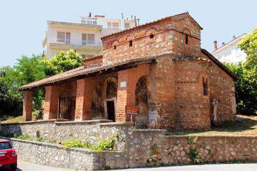 823g8b Kastoria, Taxiarque de la Métropole