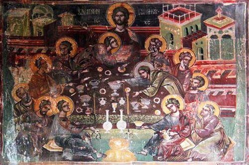 823h4 Monastère de la panagia Mavriotissa, Kastoria