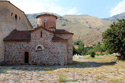 826c1 Prespa, église Agios Germanos