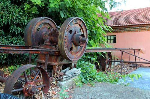 828b2 vieux moulin à eau d'Edessa