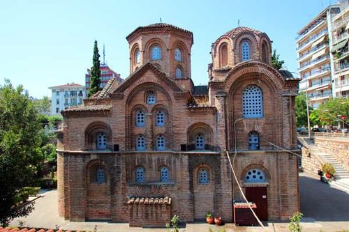 831c4 Thessalonique, Panagia Chalkeon