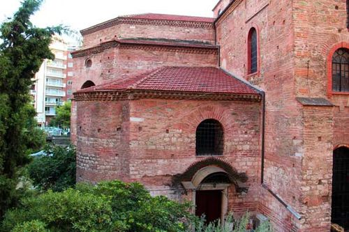831e3 Thessalonique, Agia Sophia