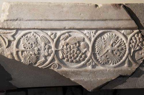 832c5 Panagia Acheiropoieta, 6e siècle