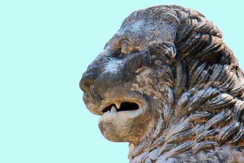 840a4 le Lion d'Amphipolis