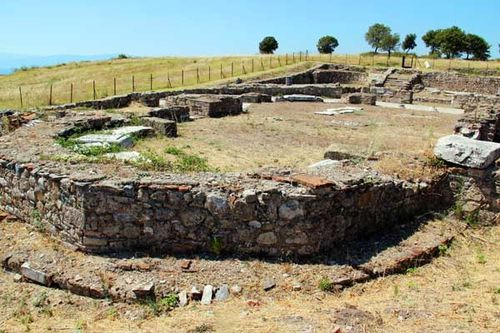840f6 Rotonde d'Amphipolis