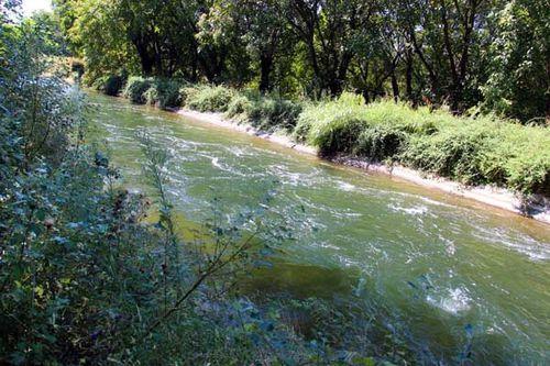 845c5 la rivière Nestos