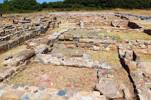 846c2a Avdira, maisons hellénistiques et romaines