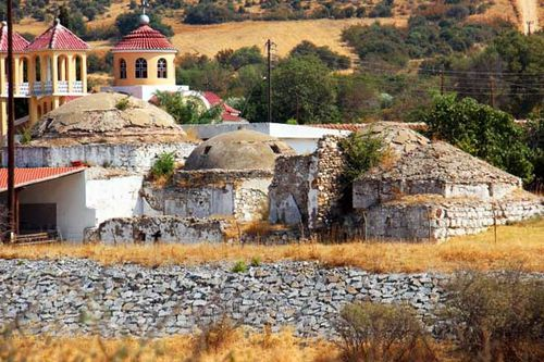 848d4 thermes de Traianoupolis (Thrace)