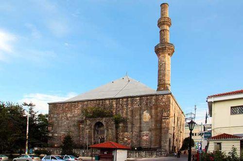 853a1 mosquée de Didymoteicho