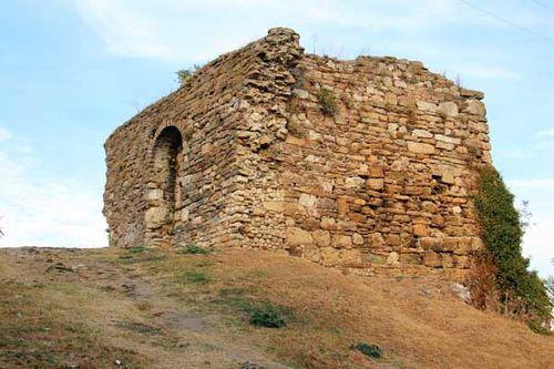 853c2 Didimoticho, forteresse byzantine