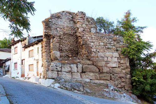 853c3 Didymoteicho, kastro byzantin