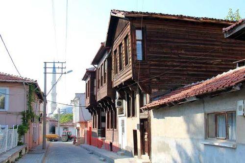 854i3 Vieille maison d'Edirne