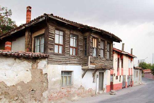 854i4 Vieille maison d'Edirne
