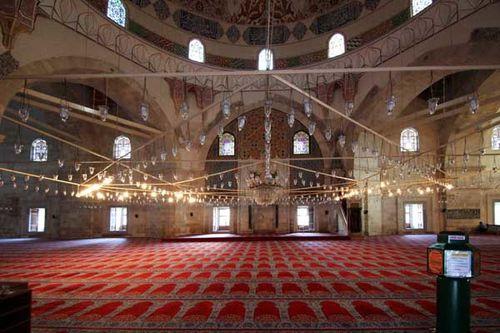 856b3 Üç Şerefeli camii (Edirne)