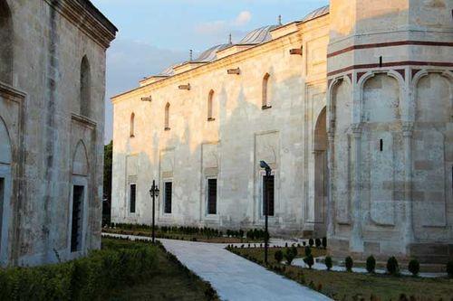 861c4 le complexe du sultan Bayezid II (Edirne)