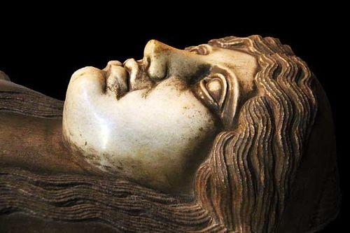864g6 sarcophage, Gaza, 5e s. avant JC