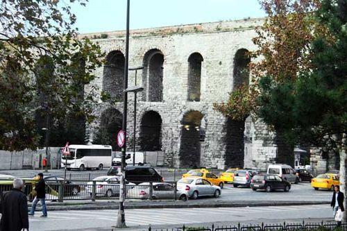 866e3 aqueduc de Valens, à Istanbul