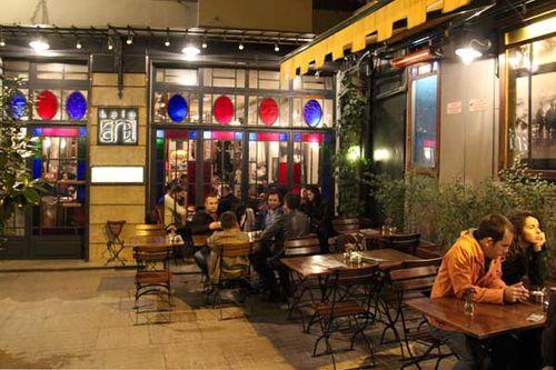 867h2 restaurant Ara Güler à Istanbul
