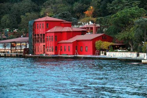 872f1 Villa sur la rive asiatique du Bosphore