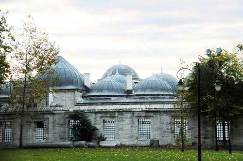 881b3 Istanbul, Süleymaniye camii (mosquée de Soliman)