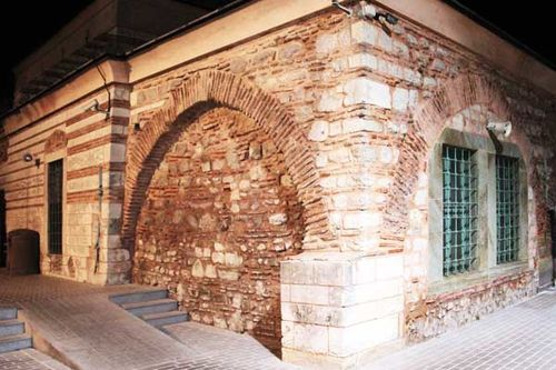 882b3 Istanbul, mosquée d'Ahi Çelebi