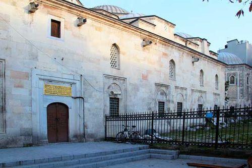 882e1 Istanbul, mosquée de Mahmoud Pacha