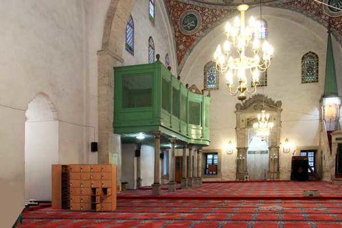 882e3 Istanbul, mosquée de Mahmoud Pacha