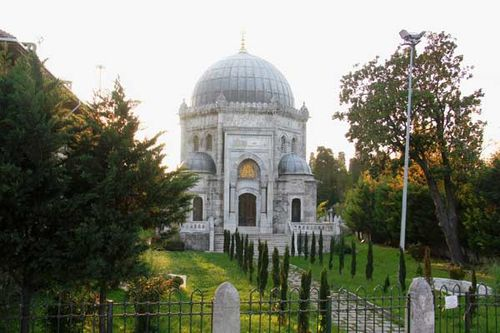 883a1 Türbe du sultan Mehmet V Reşad