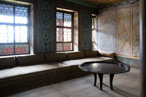 885c1 Topkapi, appartements de la sultane validé