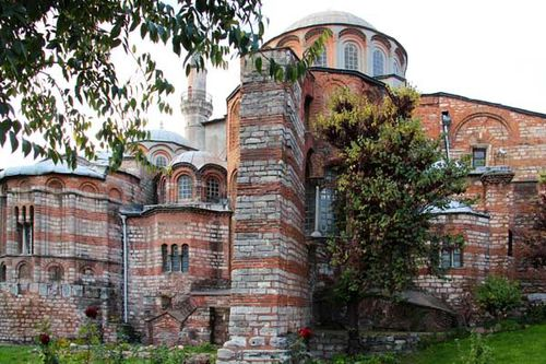886a2 Istanbul, St-Sauveur in Chora