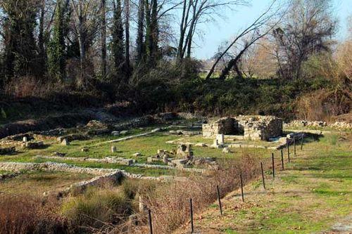 888c1 Dion, sanctuaire de Zeus Hypsistos
