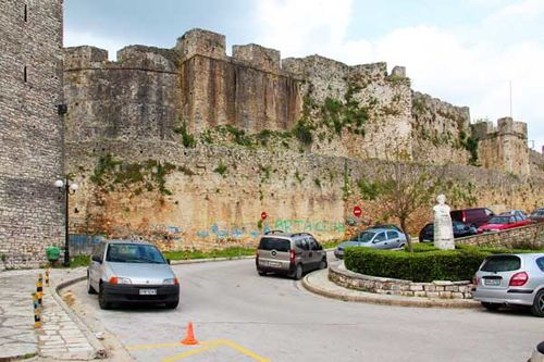 903d8a Arta, fortifications byzantines