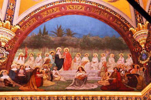 914d3 coupole de la basilique de Loreto