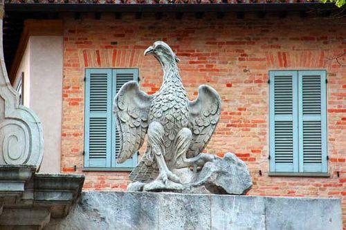 919a2 aigle d'Urbino