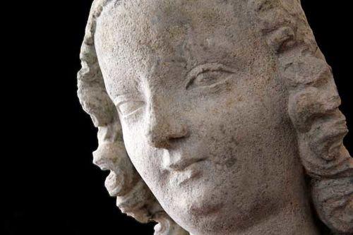 924f2 Ste Catherine, vers 1410, musée de Rimini