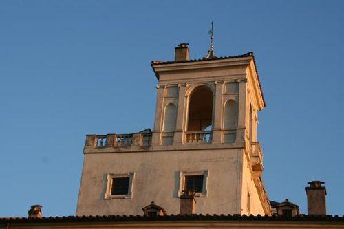 313b Villa Médicis, Académie de France