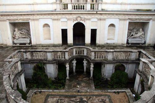 333d Rome, villa Giulia