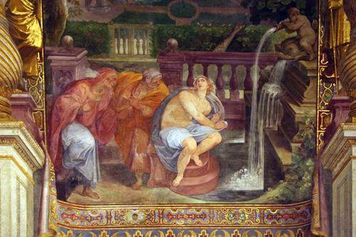 335d Rome, Santa Susanna
