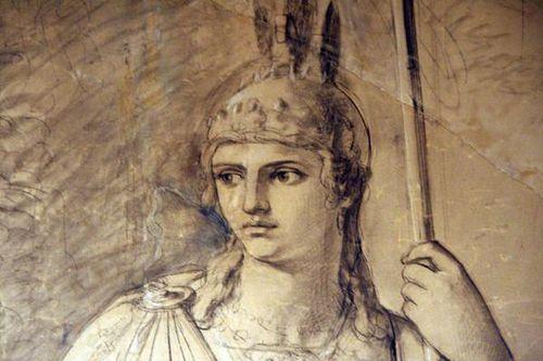 357L3 Museo di Roma, Athéna