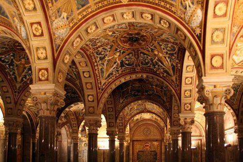 387k Rome, Santa Cecilia in Trastevere, crypte