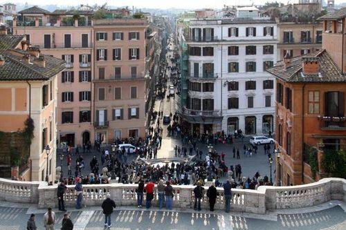 438a Rome, via dei Condotti