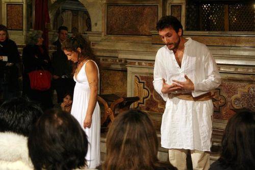 442c Rome, S. Maria del Popolo, concert