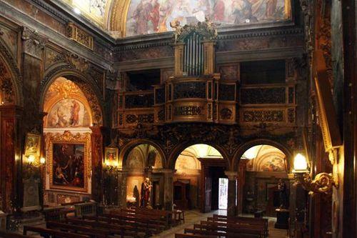 444e2 Rome, San Silvestro in Capite