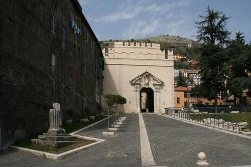456a1 Palestrina, Porta del Sole