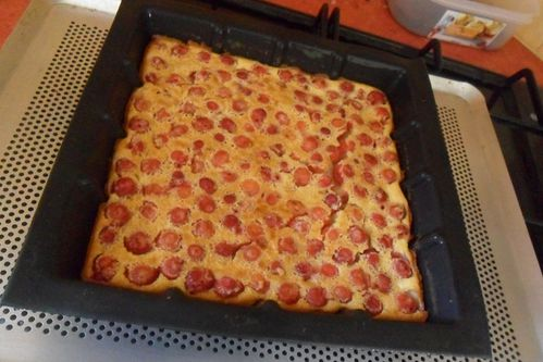 Clafoutis griottes (4)