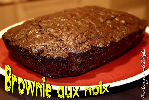 brownie noix 1