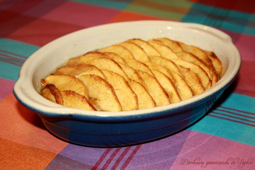 millefeuille banane pomme 1