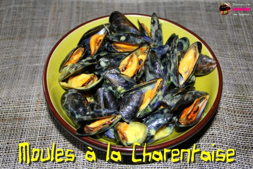 moules charentaise 1