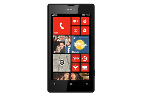 t l phone nokia 520 pour 1 euro vente flash chez sfr le blog bon plan mobile bon plan. Black Bedroom Furniture Sets. Home Design Ideas