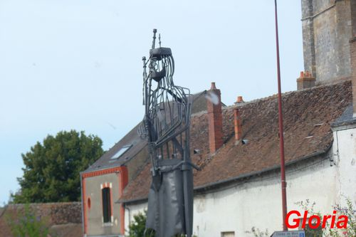 Aubigny sur Nére (Cher) 2